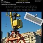 Cómo gestionar una PyMe con RSE, a cargo de Federico Seineldin