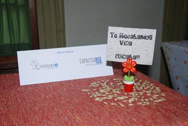 CapacitaRSE y Donare estuvieron presentes en Vivir Con Plenitud 2009