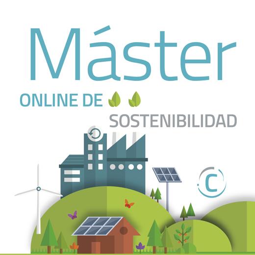 Máster Online de Sostenibilidad