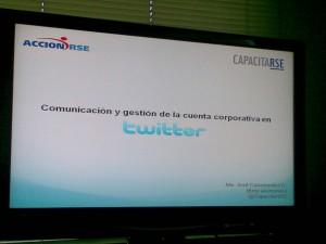RSE 2.0 con Acción RSE en Chile