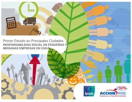 Estudio sobre la Responsabilidad Social Empresarial en PyMes de Chile