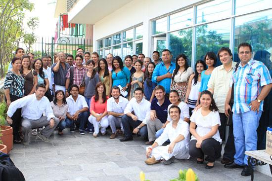 PeriodistasRSE en Cartagena, tras taller de la FNPI y Fundación Surtigas