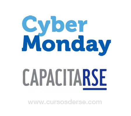 CyberMonday en CapacitaRSE hasta un 40% de Descuento en Cursos de RSE