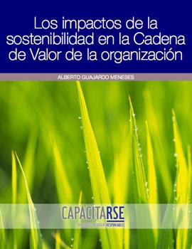 1º Paper de CapacitaRSE: Impacto de Sostenibilidad en la Cadena de Valor, por Alberto Guajardo
