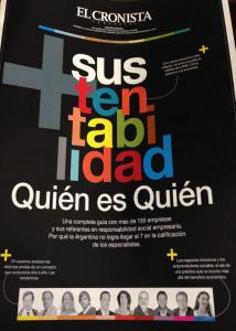 Tapa Quién es Quién en sustentabilidad 27-03-2014