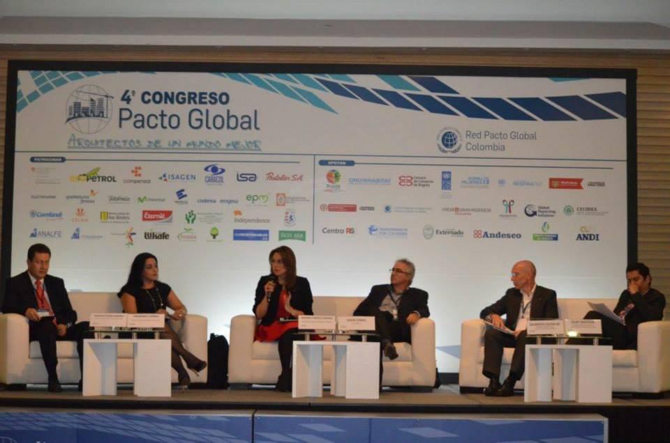 CapacitaRSE en el 4º Congreso del Pacto Global