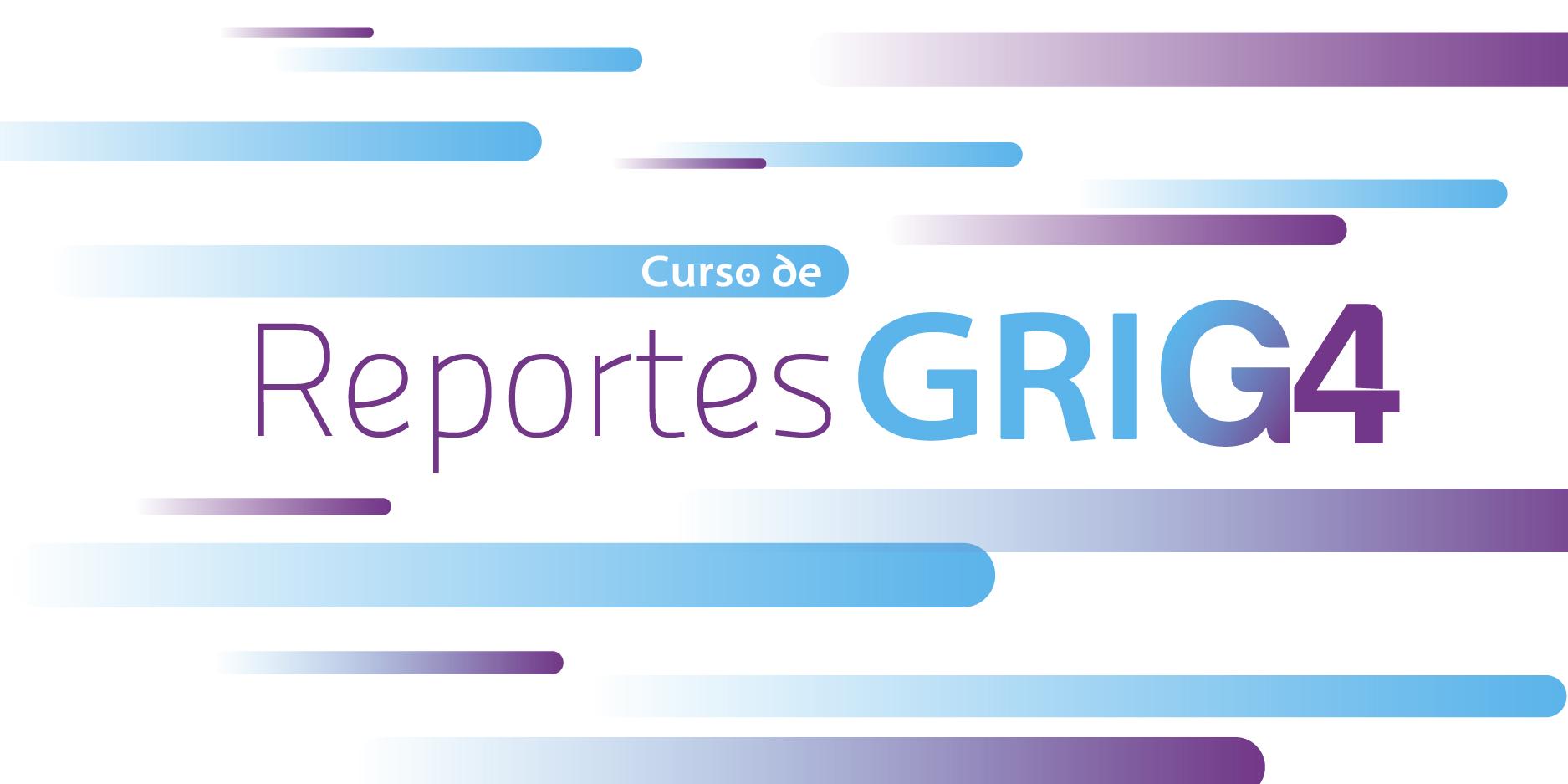 Inscríbete hoy al Curso Online de GRI G4