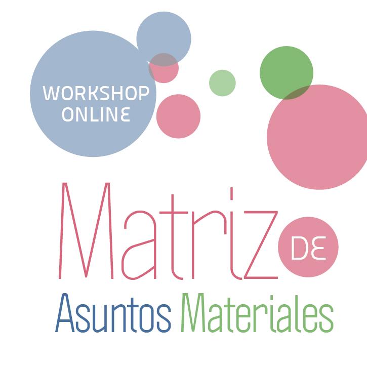 Aprende en 5 sesiones a establecer la Matriz de Materialidad para tu empresa!