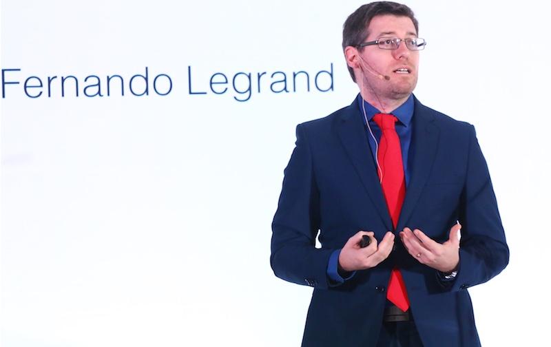 Fernando Legrand, Coordinador Regional de CapacitaRSE en República Dominicana