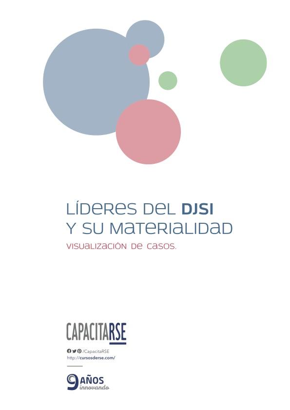 Visualización de Casos de Materialidad según evaluación del DJSI en 2014