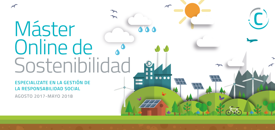 Máster de Sostenibilidad 2017-2018
