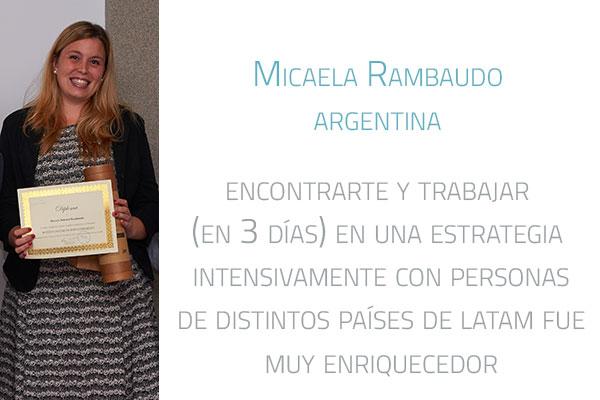 Micaela Rambaudo