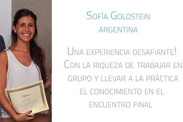 Sofía Goldstein