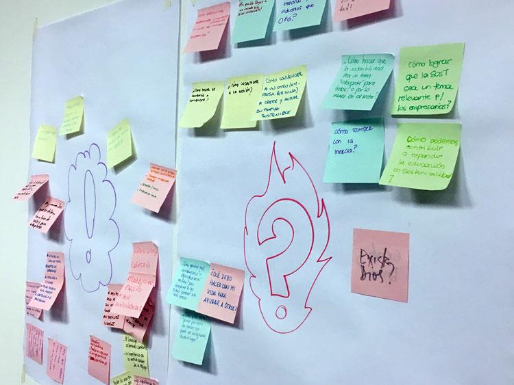 Pensar soluciones; crear ideas; ejecutar propósitos. Eso te suma el Máster de Sostenibilidad de CapacitaRSE