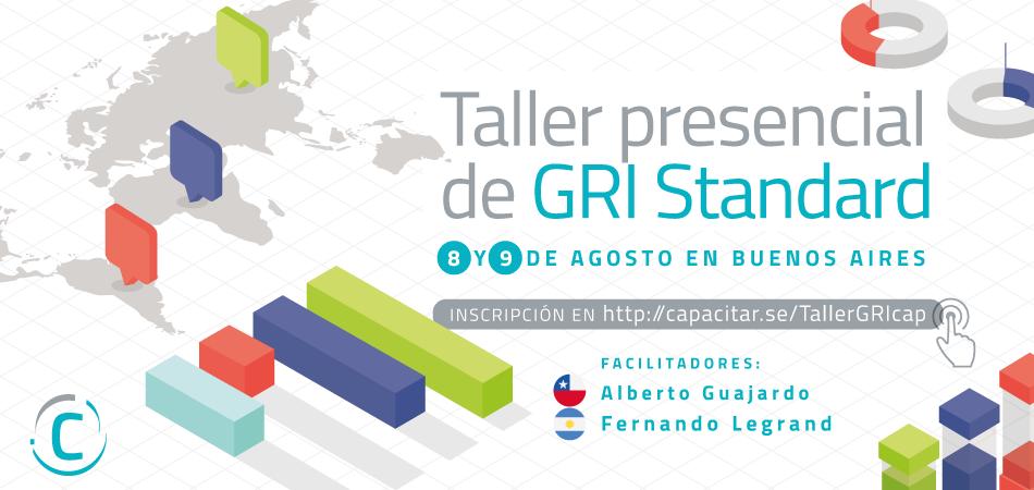 Taller de GRI Standards en Buenos Aires