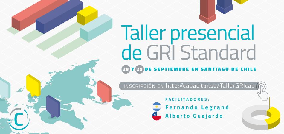 Taller de GRI Standards en Santiago de Chile