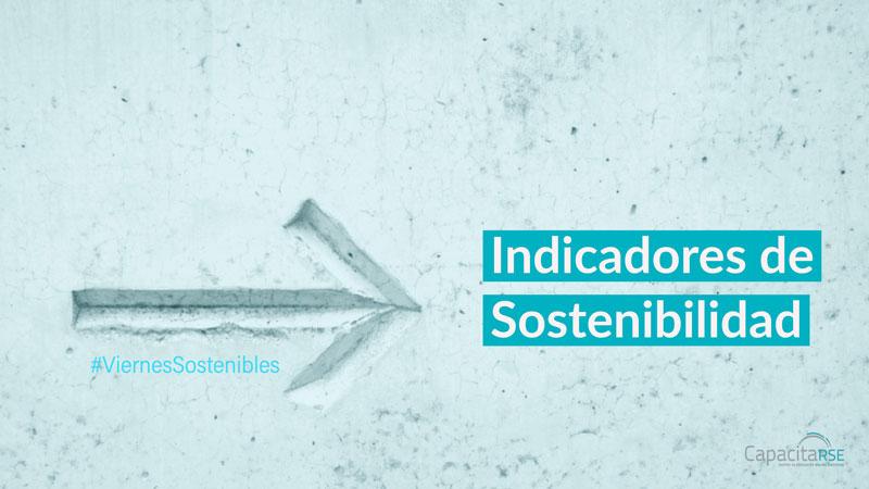 ¿Qué son y cómo elegir los Indicadores de Sostenibilidad?
