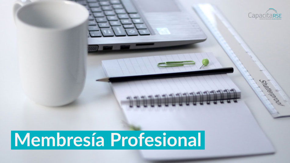 Únete a la Membresía Profesional de CapacitaRSE