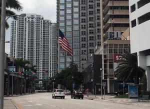 Sede legal de CapacitaRSE América Latina, en Miami, Florida