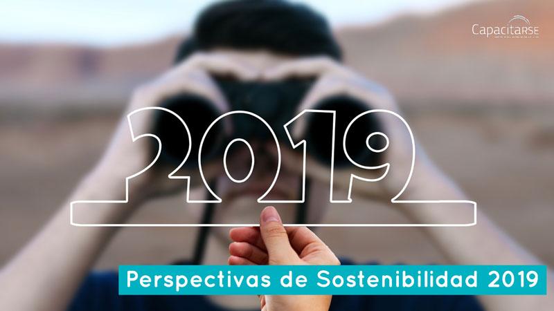 Nuestras 5 Perspectivas de Sostenibilidad para 2019