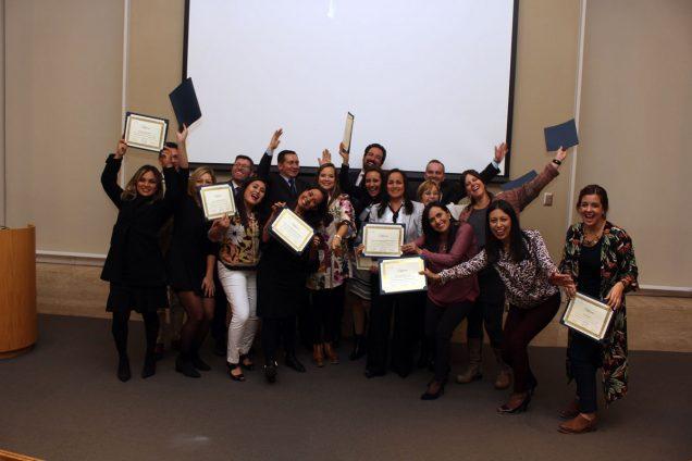 Graduados del 3º Master Online de Sostenibilidad de CapacitaRSE