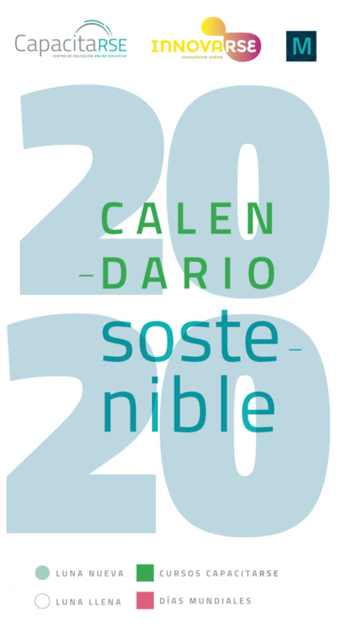 Descarga tu Calendario Sostenible 2020