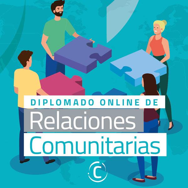 Diplomado Online de Relaciones Comunitarias