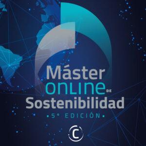 Master Online de Sostenibilidad, 5ª edición