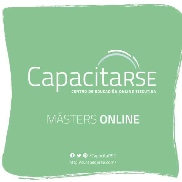 Masters Online de Sostenibilidad