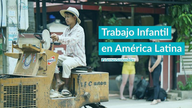 10 millones de niños afectados por el Trabajo Infantil en América Latina