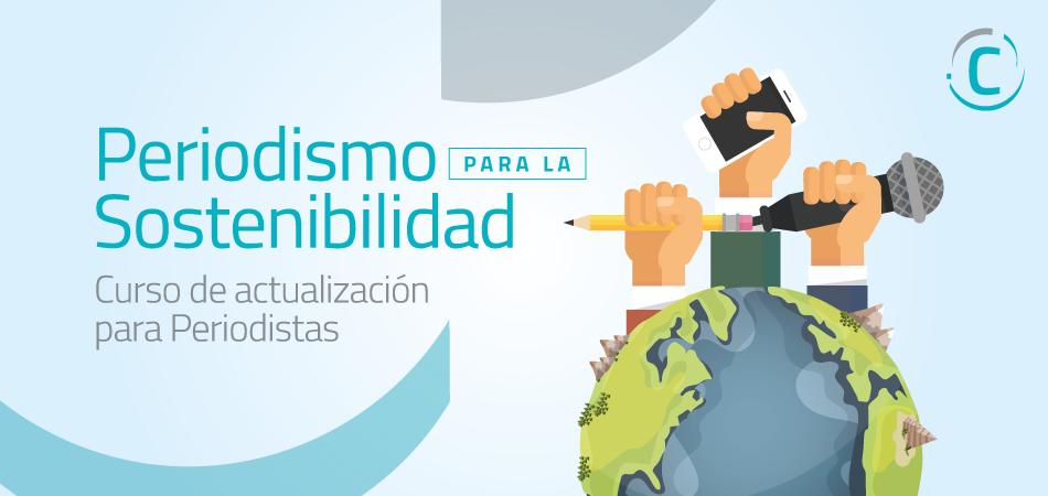 Curso de Actualización de Periodismo para la Sostenibilidad