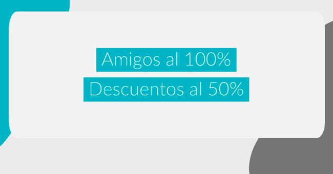 #AniversarioCAP >> Descuento del 50% en nuestros Masters Online