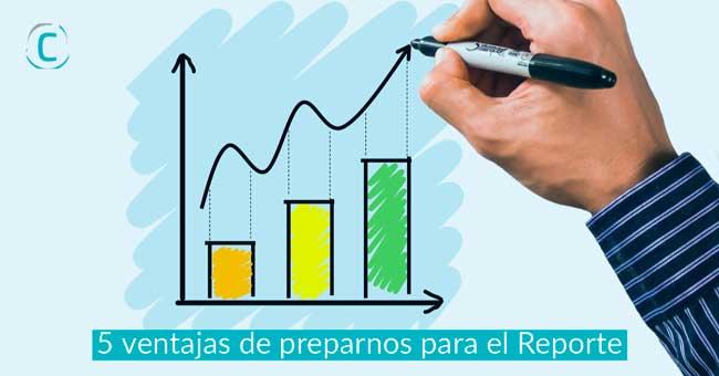 5 ventajas para prepararnos en Reportes de Sostenibilidad