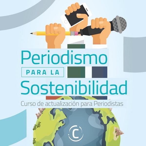 El periodismo para la sostenibilidad busca el trabajo aliado de los promotores
