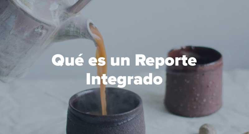¿Qué es un Reporte Integrado?