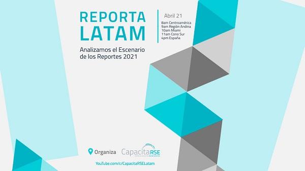 Foro #ReportaLatam explorará novedades en Reporting de Sostenibilidad