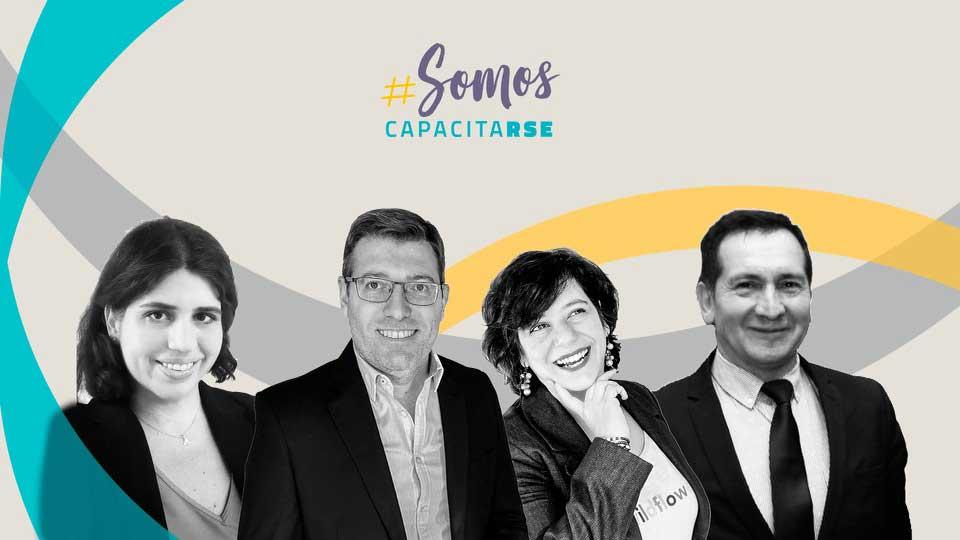 Equipo #SomosCapacitaRSE