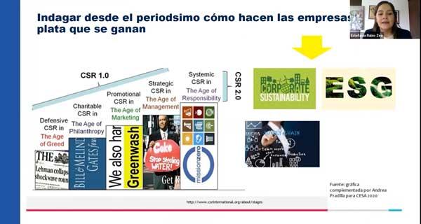 Sostenibilidad según Periodistas: ODS 8 y necesidad de formación especializada y acceso a la información