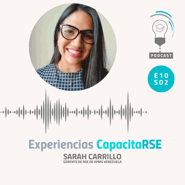 #ExperienciasCapacitaRSE: Sarah Carrillo, Reportes de Sostenibilidad en Venezuela