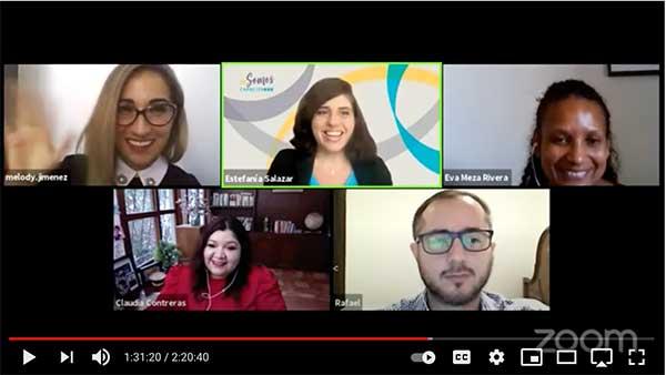 #SomosCapacitaRSE: La formación virtual tiene centro en las personas
